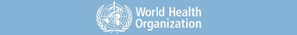 world health organisation logo - wide