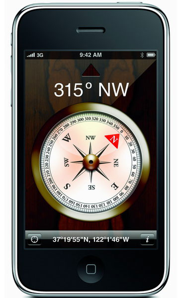 Compass-for-iPhone