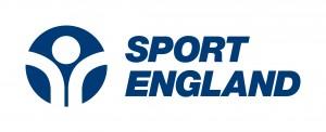 Sport England Logo Blue (CMYK)