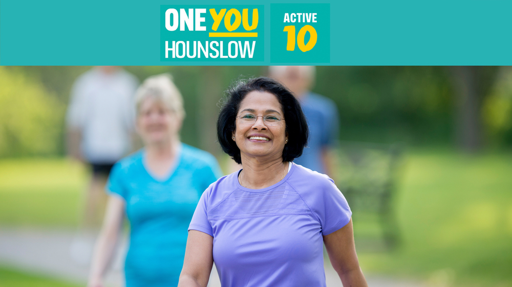 How One You Hounslow engaged 1115 people in their Active 10 walking campaign