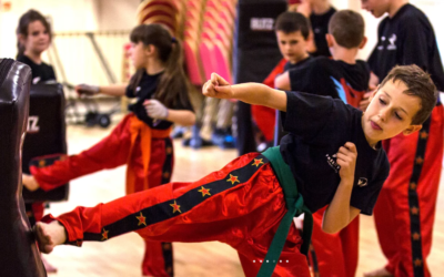 How this martial arts instructor earns £50k per year while working part time