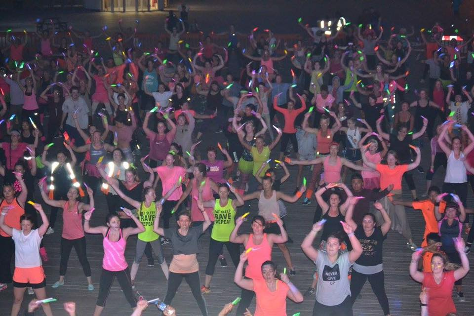 How Active Hastings made their Fitness Rave a success by spending only £23 on Facebook ads